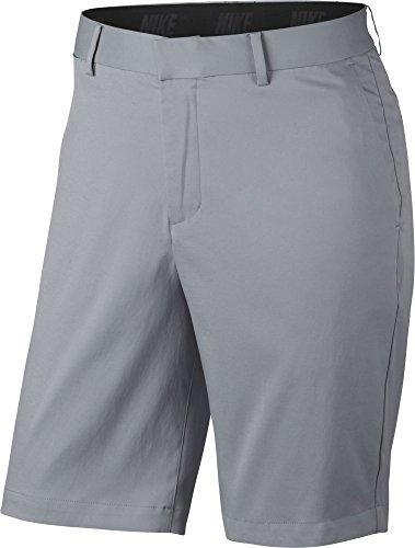 Nike Golf Shorts (Nike 2017 Flat Front Men's Golf Shorts - Wolf Grey)