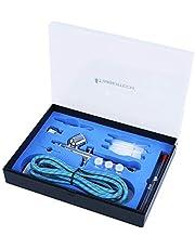 Timbertech ABPST01 Airbrush-set met adapter, slang, sproeiers en naalden