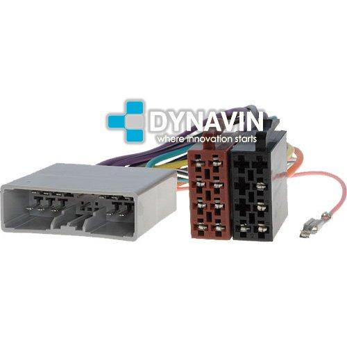 ISO-HON.2007 - Conector iso universal para instalar radios en Citroë n, Honda, Mitsubishi y Peugeot Dynavin