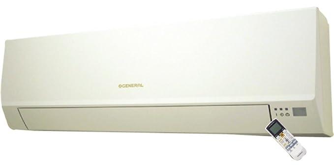 O General ASGA12BMTA-1 0 Eco Friendly Wall Mounted Split AC (1 Ton, 1 Star  Rating, White)