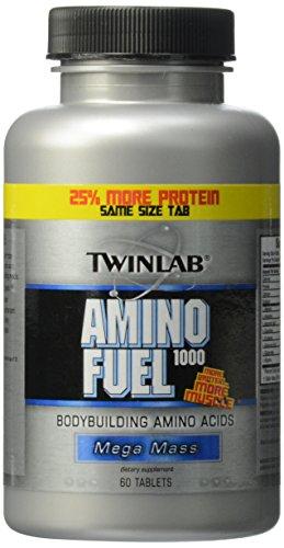 Twinlab Amino Fuel 1000Mg Tabs product image