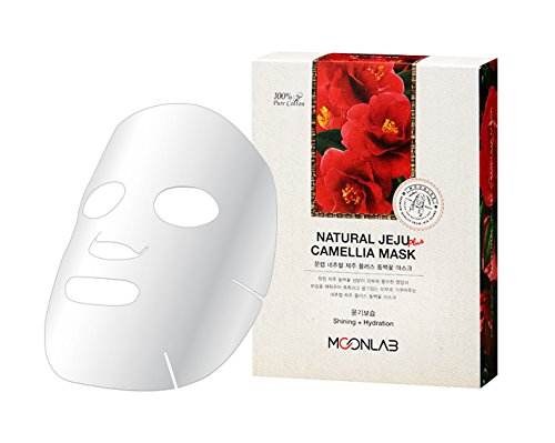 Fp Aloe ([MOONLAB] NATURAL JEJU PLUS CAMELLIA SHEET MASK – Revitalizes Your Skin With Jeju Camellia Flower Extract and Camellia Seed Oil, 100% Pure Cotton Sheet, 22ml Pack of 10pcs)