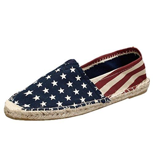 di Women Tela Scarpe Viaggio Stile3 da Casual Espadrillas Le Unisex Shoes Basse per Scarpe Uomo Lvguang Ofxq6dHCwO