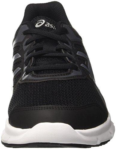 Uomo Carbon Silver Black Running Scarpe Excite Asics Gel da 5 Nero FPwOxTzqY