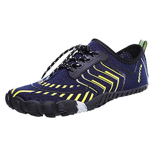 (HAPPIShare Water Sport Shoes Womens Mens Quick-Dry Barefoot Aqua Socks for Aerobics Beach Surf Pool Yoga Swim Diving )