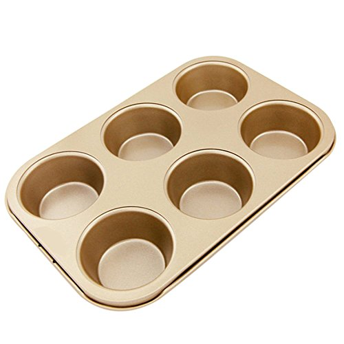 6 cup mini pie pan - 9