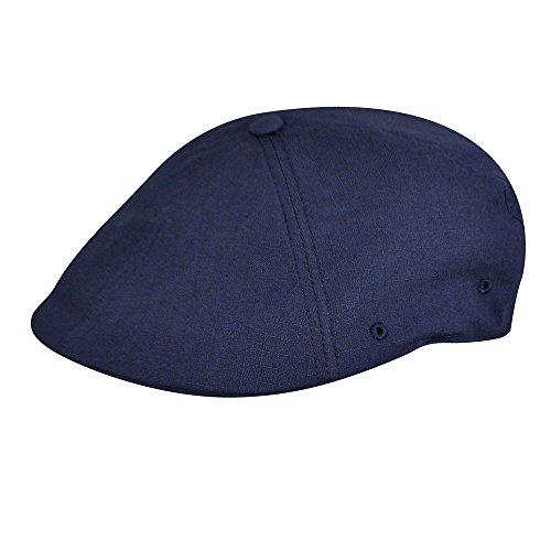Kangol Men's Ripstop 504, Navy, Small/Medium