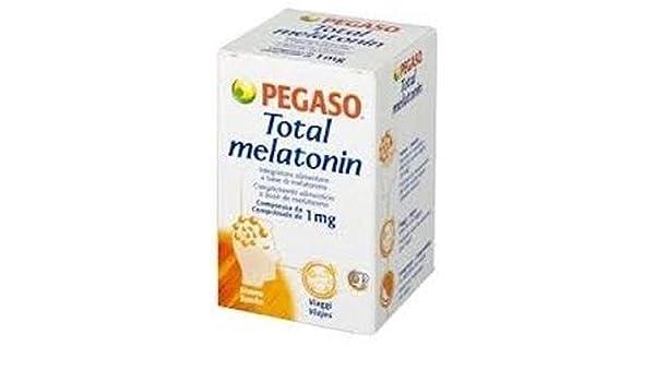 Total Melatonina 180 comprimidos de Pegaso: Amazon.es: Salud y cuidado personal