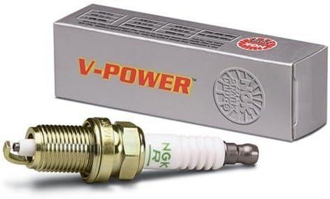 Pack of 1 NGK 6630 UR4 V-Power Spark Plug