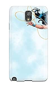 New Style New Wonder Woman Tpu Cover Case For Galaxy Note 3 2464067K61026038
