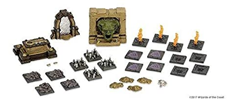 Dungeons & Dragons D&D Icons of The Realms Annihilation Tomb and Traps D&D,  Dungeons and Dragons