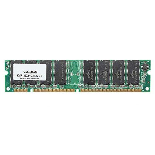- ILS - 512MB PC133 SDRAM Piece DIMM Non-ECC Non-REG 168 Pin Desktop Computer Memory Ram