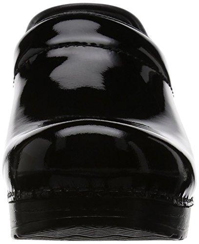 Dansko Women's Professional Patent Leather Clog,Black Patent,40 EU / 9.5-10 B(M) US by Dansko (Image #3)