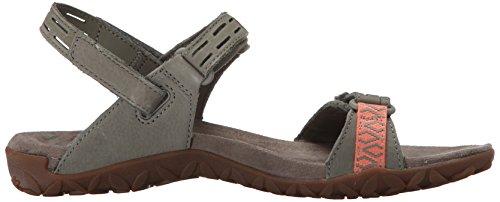 Ii Terran white Women's Putty Off Merrell Strap Sandals 7SxFax