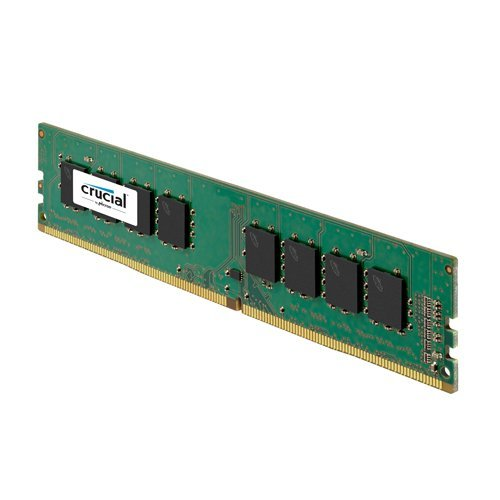 Crucial-Single-DDR4-2133-MTs-PC4-17000-CL15-SR-x8-Unbuffered-DIMM-288-Pin-Desktop-Memory