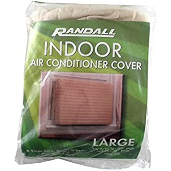Amazon Com Large Indoor Quilted Air Conditioner Cover