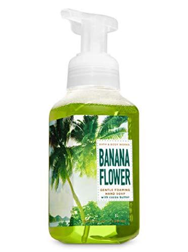 Bath Body Works Gentle Foaming Hand Soap Banana Flower