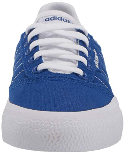 adidas Originals Men's 3MC Regular Fit Lifestyle Skate Inspired Sneakers Shoes, Team Royal Blue/ftwr White/ftwr White, 7 M US