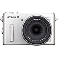 Nikon 1 AW1 waterproof Nikon Mirrorless Camera Silver - International Version (No Warranty)