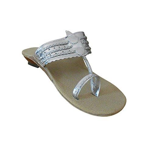 Donna Pantofole Creations Sliver 000210 Kcw Kalra wqTaSv