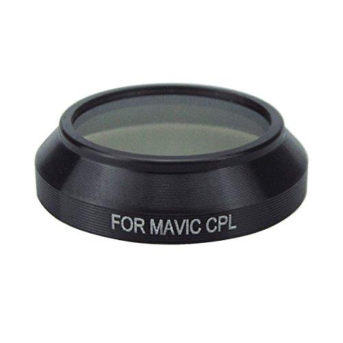 Rantow Quadcopter Léger CPL Polarise Filtre Filtres pour lentilles pour DJI Mavic Pro Drone Aucun outil nécessite des filtres portables CPL