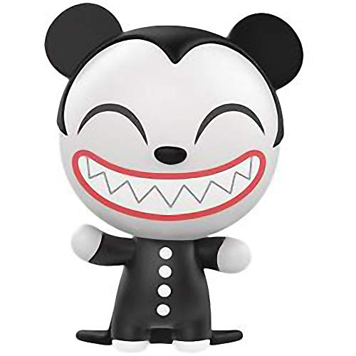 Funko Scary Teddy: The Nightmare Before Christmas x Mystery Minis Mini Vinyl Figure & 1 PET Plastic Graphical Protector Bundle [32850]