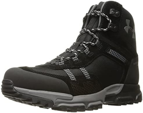 Under Armour Men s Post Canyon Mid Waterproof Hiking Boot