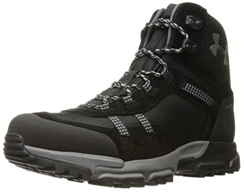 ost Canyon Mid Waterproof Hiking Boot, (001)/Black, 10.5 ()