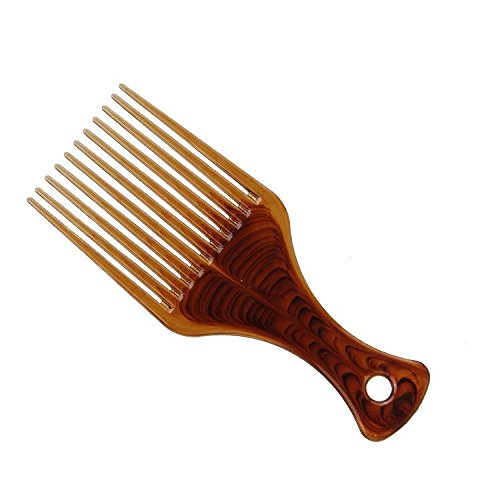 Health & Beauty - Hair Styling Tools - Men's Vintage Haircut Pompadour Comb Beard Brush Styling Tools from Isali Health & Beauty