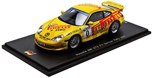 Porsche 996 GT3 No. 0 Rally 2001