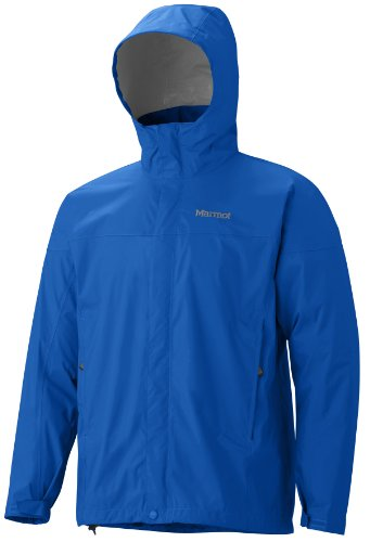 Marmot PreCip Jacket - Men's Blue Ocean XL