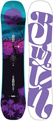 Burton Feelgood Smalls Snowboard Girls Sz 135cm ()