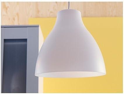 IKEA Leuchte rot, Metall, zum Klemmen oder Wandbefestigung