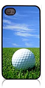 HeartCase Hard Case for Iphone 4 4G 4S (Golf Ball Pattern )