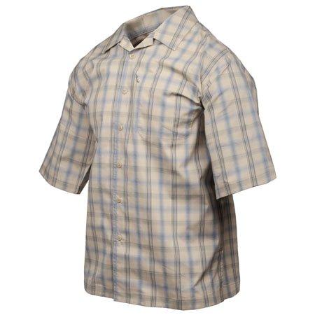 17404 - 1700 Shirt Khk Blu Xl