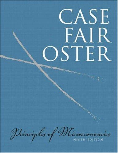 Principles of Microeconomics (9th Edition)