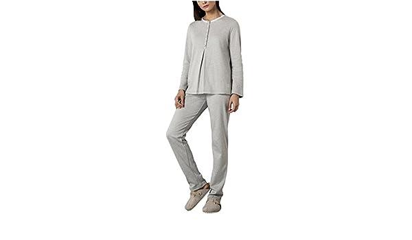 Belty Pijama Mujer Invierno Interlock con Carda: Amazon.es: Ropa y accesorios