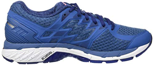 Zapatillas de 5 para Gt 400 Asics Print 3000 Blue Azul Mujer Entrenamiento Azure tIqE1xgw