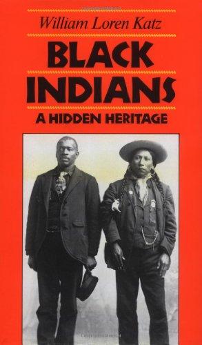 Black Indians: A Hidden Heritage (Ten Native American Commandments)