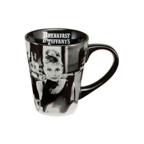 Audrey Hepburn 12 Oz. Mug: Breakfast at Tiffany's
