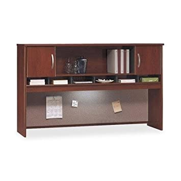 72 in. Hansen Cherry Hutch w 2 Doors - Series C