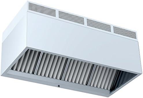 Macfrin 3246 Campana 200X80 Mural Compensada Sin Motor: Amazon.es: Industria, empresas y ciencia