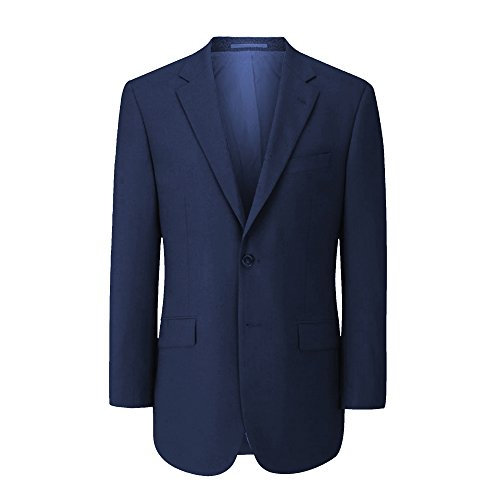 Skopes Mens Darwin Formal Work/Suit Jacket (44/R) (Navy) ()