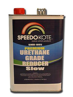 SpeedoKote SMR-885 - Universal Slow 80-90°F Urethane Grade Reducer, One Gallon