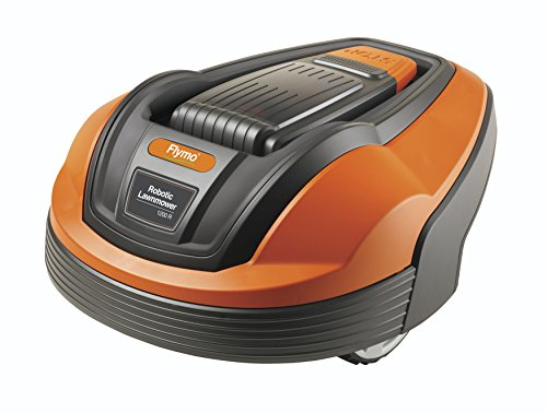 Flymo 1200 R Lithium-Ion Robotic Lawnmower Up to...