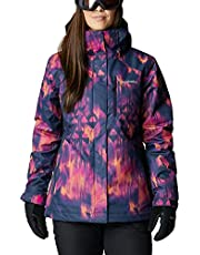 Columbia Women's Whirlibird IV Interchange Winter Jacket, Waterproof & Breathable