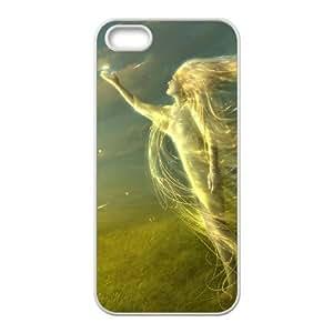 queen elves iPhone 5 5s Cell Phone Case White Gimcrack z10zhzh-3299072