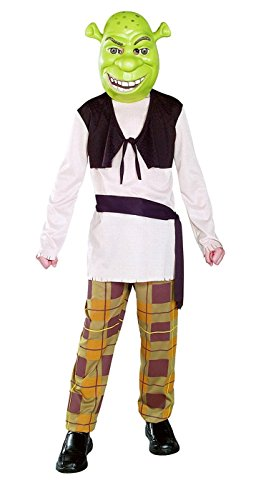 Child Shrek Halloween Costume Size Medium 8-10 New -