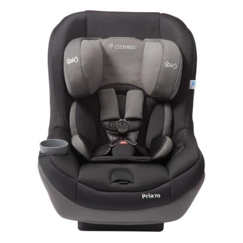 2014 Maxi-Cosi Pria 70 Convertible Car Seat, Total Black