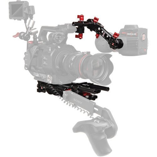 Zacuto Sony FS7 Next Generation Recoil, Shoulder-Mounted Rig for Sony FS7 by Zacuto